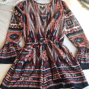 Other - Patterned Romper